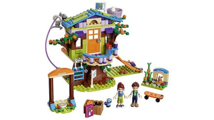 41335 lego friends mia's tree house 2