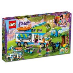41339 lego friends mia's camper van 1