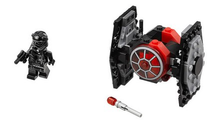lego star wars 75194 first order tie fighter microfighter 2