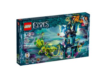 41194 lego elves noctura's tower & the earth fox rescue 1