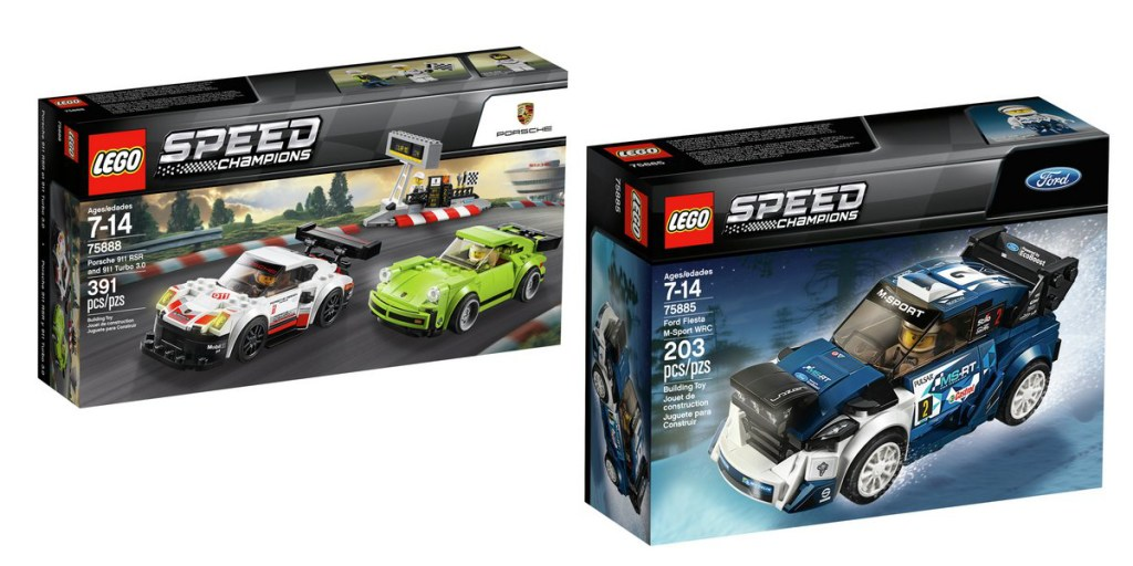 lego speed champions 2018 premiers visuels officiels brickonaute. Black Bedroom Furniture Sets. Home Design Ideas