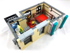 10260 lego creator expert downtown diner 25