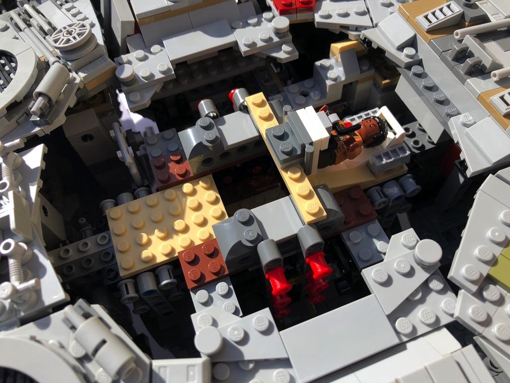 Wars 75192Review Falconlego Brickonaute Millennium Star Ucs BoWrdxeC