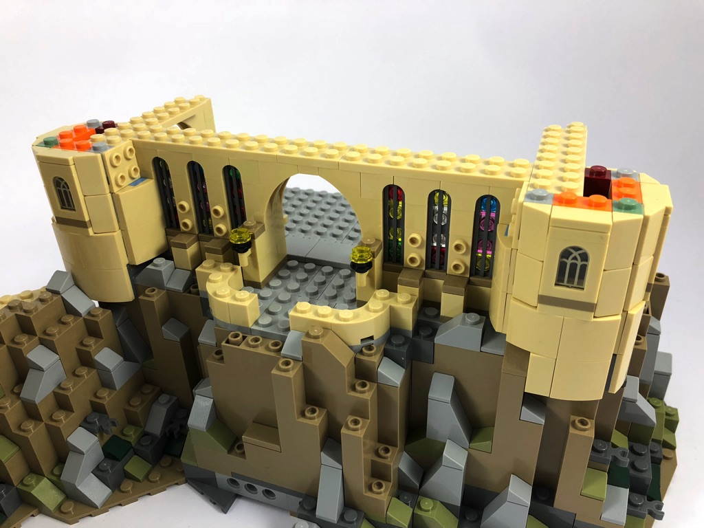 Hogwarts Harry Potter Brickonaute 71043Review Castlelego sdtChQxr