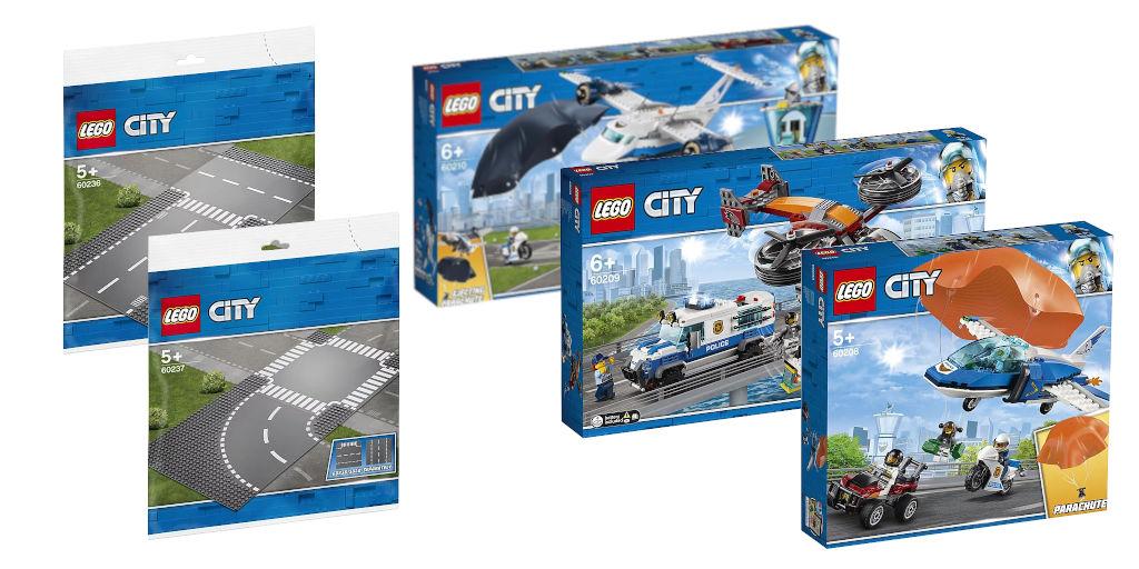 Nouveautés LEGO City 2019 : encore quelques images - Brickonaute