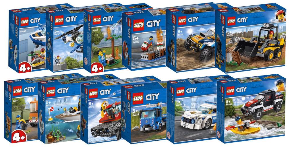 Nouveautés LEGO City 2019 : les images officielles - Brickonaute