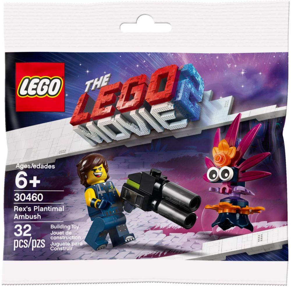 Rex's Offert Chez Brickonaute Plantimal 30460 Ambush LegoPolybag eBrxodC