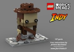 notice indy brickheadz