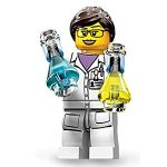 LEGO Minifigures Series 11, Female Scientist