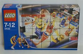 LEGO Sports NBA Challenge 3432