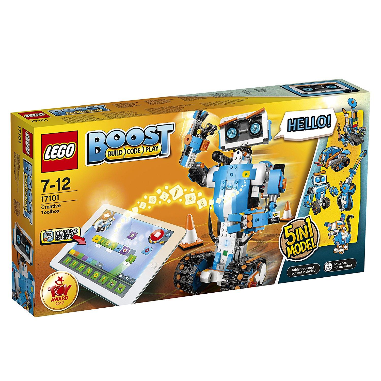 Lego Boost 17101 - Toolbox Creativa