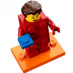 Red Suit Brick