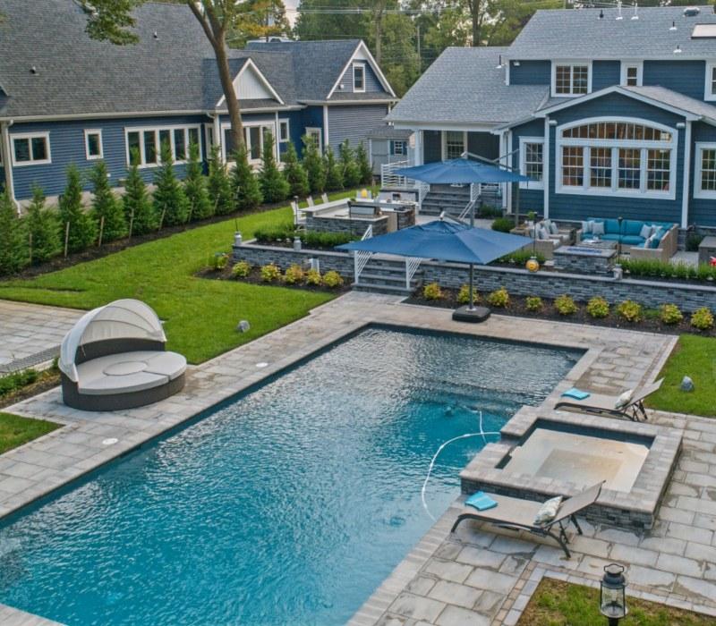 Concrete Pool Contractors NJ