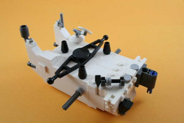 Review - 21104 Mars Science Laboratory Curiosity Rover ...