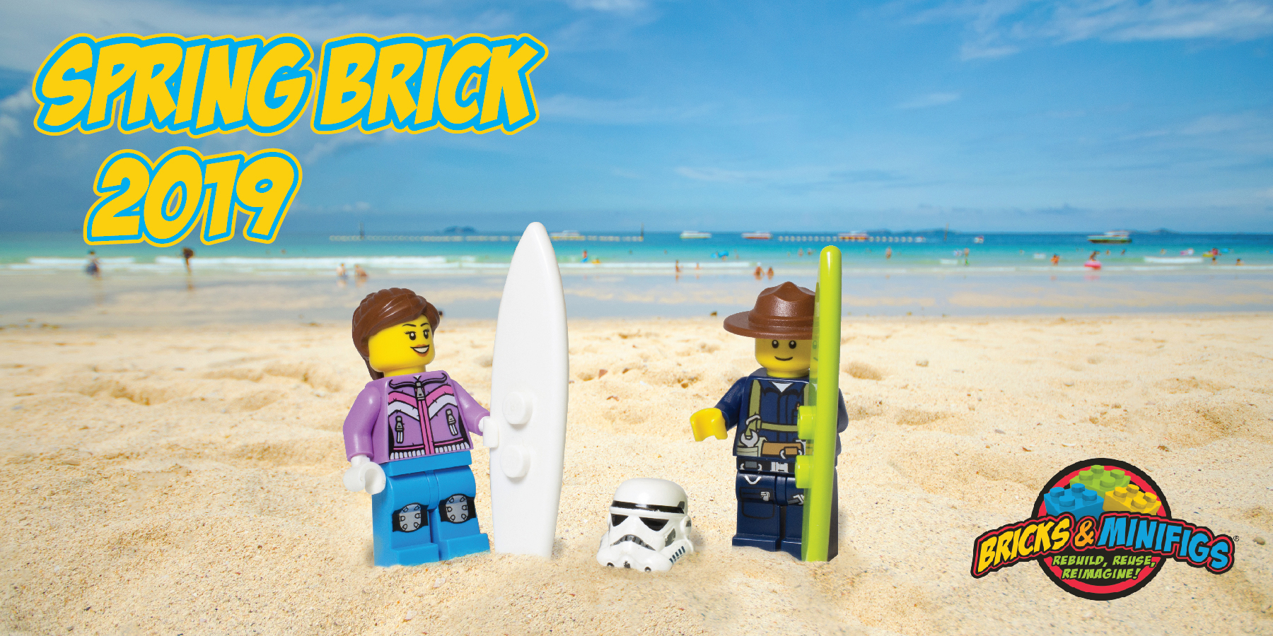 LEGO Contest | Spring Break 2019 | Submit your creation today!