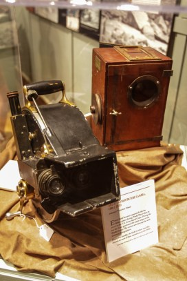 A cameral used by Emery Kolb. Photograph courtesy of Colin Reusch