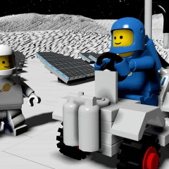 Free LEGO Worlds Classic Space Content & FAQs
