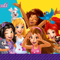 Join The LEGO Friends For Some Bank Holiday Fun