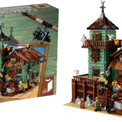 LEGO Ideas Old Fishing Store Now Available