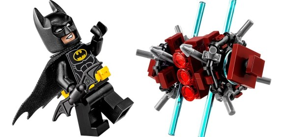 Free LEGO Batman Phantom Zone Set With O2