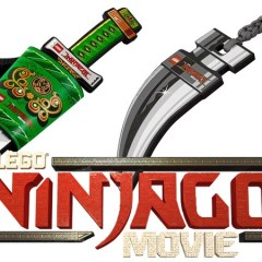 The LEGO NINJAGO Movie Softplay Weapons Arrive