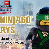 NINJAGO Days At LEGOLAND Discovery Centre Manchester