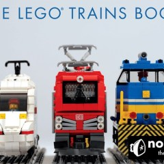 The LEGO Trains Book Review