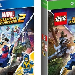 LEGO Marvel Super Heroes 2 Minifigure Edition Packshot