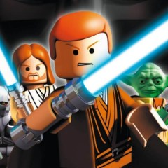 LEGO Star Wars The Video Game Test Footage