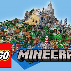 Mapping The World Of LEGO Minecraft