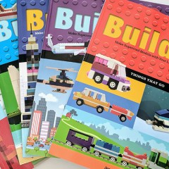 Build It! Books Range Review