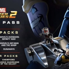 LEGO Marvel Super Heroes 2 Season Pass In Detail