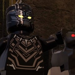LEGO Marvel Black Panther Movie Announced