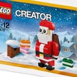 Get A Free LEGO Creator Jolly Santa Set