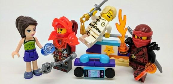LEGO Magazines October Round-up