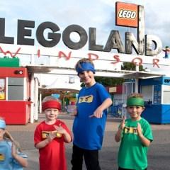 NINJAGO Names Go Free At LEGOLAND Windsor Resort