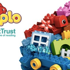 BookTrust Teams Up With LEGO DUPLO