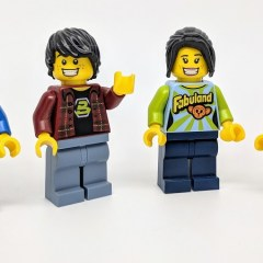 A Look At LEGO…. LEGO Fans
