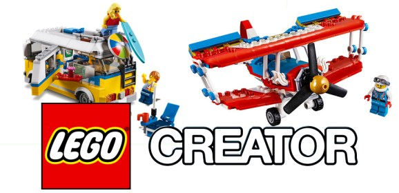 LEGO Creator Official 2018 Set Images