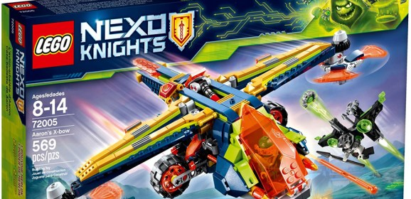 NEXO KNIGHTS The Tech Infection 2018 Sets