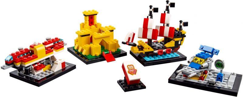 Free LEGO Brick 60th Anniversary Set Promotion Details | BricksFanz