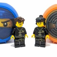 LEGO NINJAGO Kendo Training Pods Review