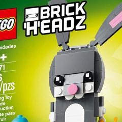 LEGO BrickHeadz Easter Bunny Now Available