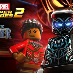 LEGO Marvel 2 Black Panther DLC Pack Out Now