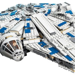 First LEGO Solo A Star Wars Story Set Revealed