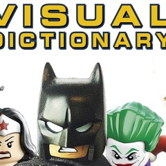 LEGO DC Super Heroes Visual Dictionary First Look