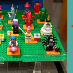 LEGO Minifigures Series 18 Toy Fair Images