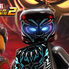 Black Panther Leaps Into LEGO Marvel Super Heroes 2