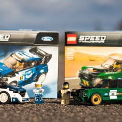 Ford Shows Off More New Speed Champions Sets