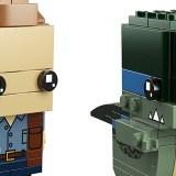 First Look At Jurassic World LEGO BrickHeadz